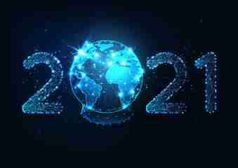 DIGITAL RESOLUTIONS FOR A DISRUPTIVE NEW YEAR