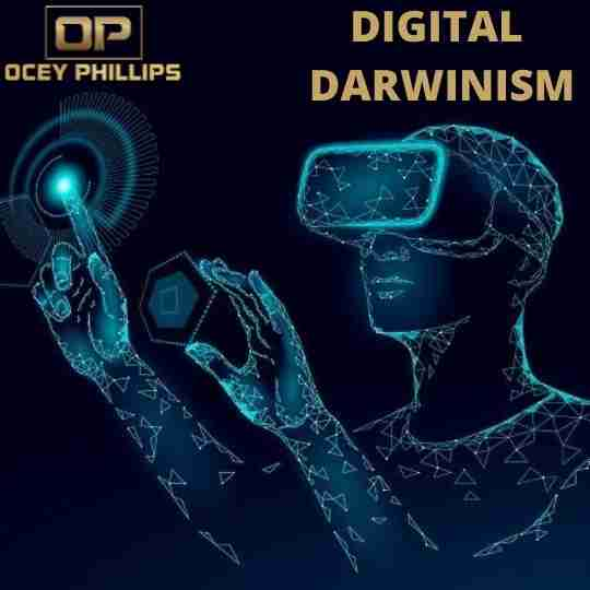 What is digital darwinism and how it affects the caribbean