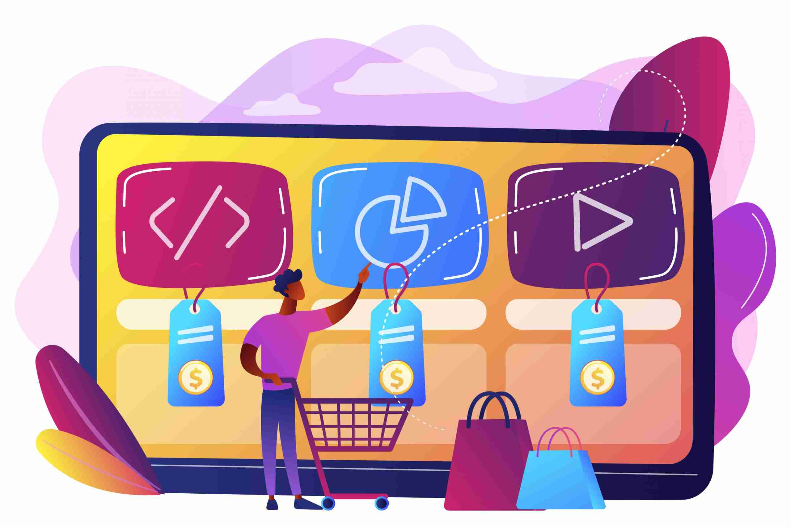 3 Types of ecommerce marketplaces