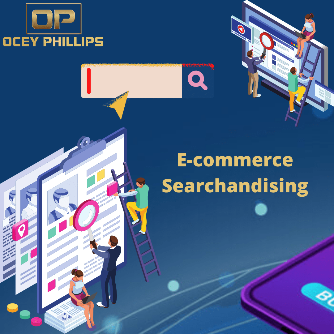 E-commerce Searchandising - 3 steps to success in search