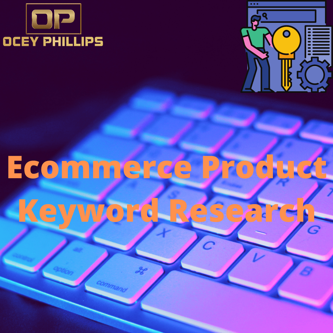 How to do product keyword research (Part 1)